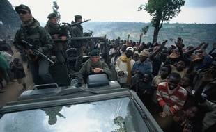 Archives: opération Turquoise au Rwanda en 1994.