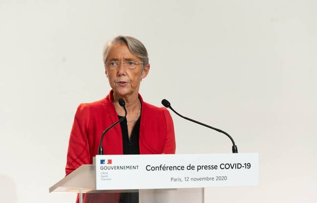 648x415 french labour minister elisabeth borne french prime minister jean castex delivers a speech on covid