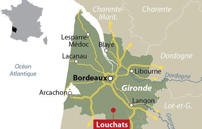 Cinq corps sans vie de nourrissons ont été retrouvés à Louchats, en Gironde.