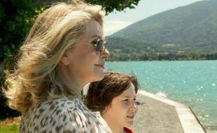 Catherine Deneuve dans «Elle s'en va» d'Emmanuelle Bercot.