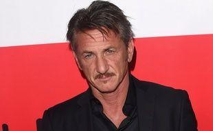 L'acteur Sean Penn