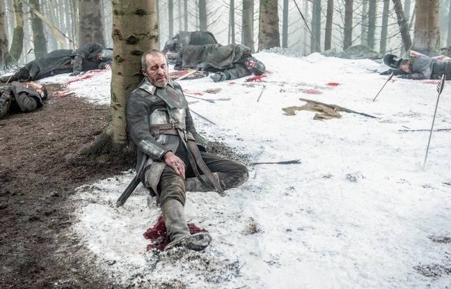 D'après Mélisandre, Stannis Baratheon était la réincarnation du héros légendaire Azor Ahai (Game of Thrones)