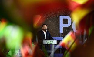Le parti d'extrême droite Vox espère entrer en force au parlement national dimanche 28 avril 2019.