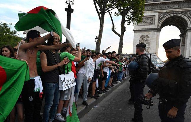 Victoire de l'Algérie en demi-finale à la CAN: Des incidents «inacceptables» pour Christophe Castaner