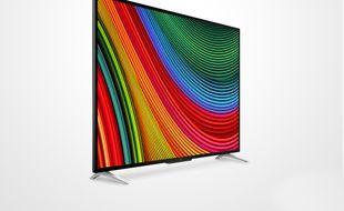 xiaomi d voile une smart tv 300 euros. Black Bedroom Furniture Sets. Home Design Ideas