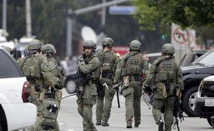 Une fusillade sur le campus de l'université UCLA, à Los Angeles, a fait deux morts, dont le tireur, le 1er juin 2016
