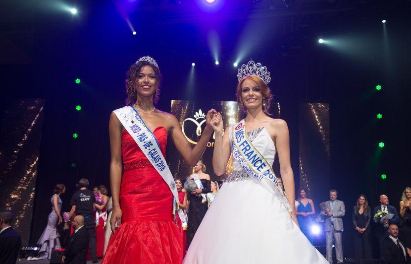 de00781f9dad Miss Nord-Pas-de-Calais  Maëva Coucke émue par le «beau podium» de  l édition 2018