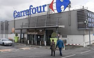 Le magasin Carrefour de Saint-Herblain (image d'illustration).