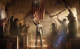Dans «Far Cry 5», le joueur est confronté à un prêcheur radical et violent en pleine Amérique profonde