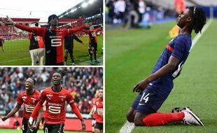 Au Stade Rennais, Eduardo Camavinga aura tout connu. Au point dêtre sélectionné en équipe de France par Didier Deschamps.