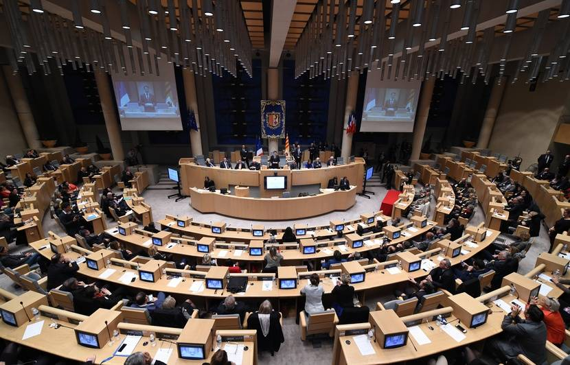 Conseil régional: Trois collaborateurs du groupe RN placés en garde à vue pour détournement de fonds publics