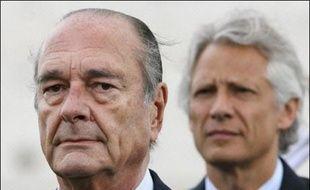Dominique de Villepin, désormais au centre de l'affaire Clearstream, aura eu un seul mot d'ordre au cours de ses longues années dans les coulisses du pouvoir puis à Matignon: foncer, toujours foncer, sabre au clair, quitte au final à s'abîmer.