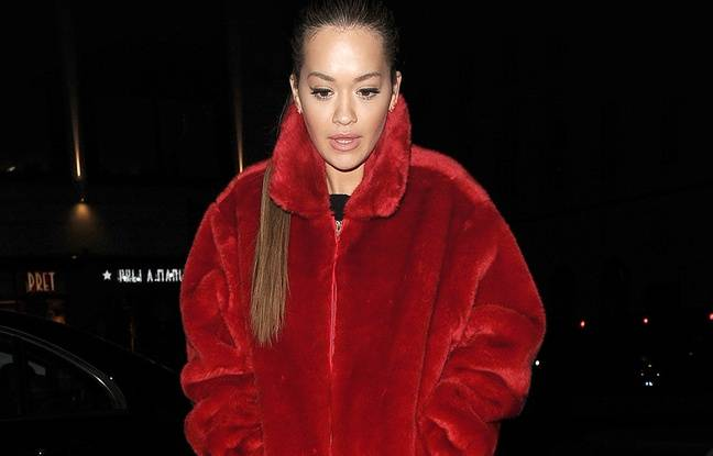 Rita Ora à Londres