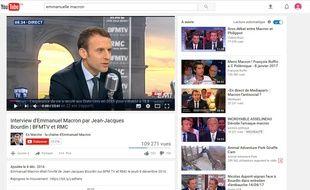 L'algorithme de YouTube favoriserait-il certains candidats à la présidentielle ?