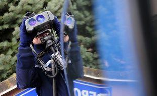 Contrôles de la gendarmerie (Illustration)