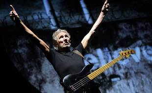 Roger Waters joue «The Wall Live» à Berlin le 4 septembre 2013.