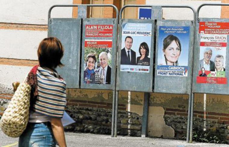 Sur cette circonscription François Hollande a rassemblé 52,66% des suffrages.