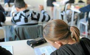 Seuls vingt et un postes seront créés dans les collèges de Loire-Atlantique.