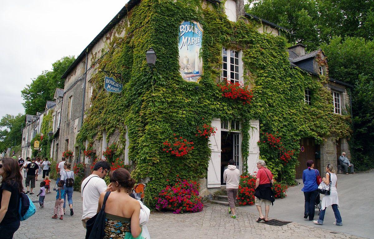 Le village de Rochefort-en-Terre, dans le Morbihan, élu Village préféré des Français. – C. Allain / APEI / 20 Minutes