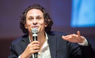 Le nouveau chef d'orchestre  de l'ONL, Alexandre Bloch.