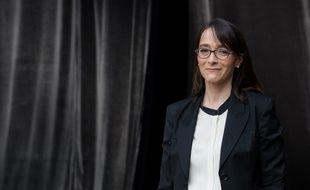 Delphine Ernotte, la directrice exécutive d'Orange France, en mars 2015.