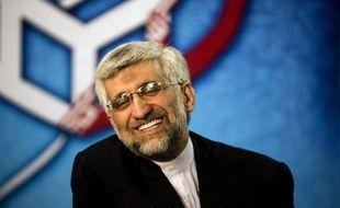 Saïd Jalili, chef des négociateurs et représentant direct du Guide suprême iranien Ali Khamenei dans le dossier nucléaire, s'est inscrit samedi sur la liste des candidats à l'élection présidentielle du 14 juin, a constaté une journaliste de l'AFP.