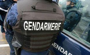 Des gendarmes du Peloton de surveillance et d'intervention sont actuellement sur place