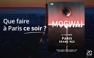 Mogwai est en concert au Grand Rex ce 23 octobre.