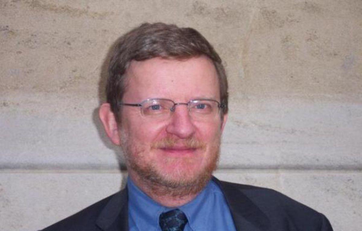 André Lange, de l'Observatoire européen de l'audiovisuel – DR