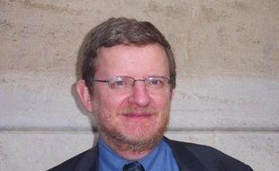André Lange, de l'Observatoire européen de l'audiovisuel