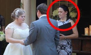 Elle vomit en plein mariage - Le Rewind (video)