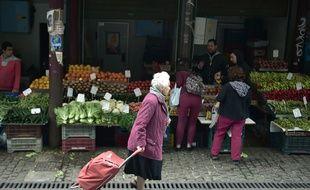 Les voleurs ciblaient des personnes âgées (Illustration)