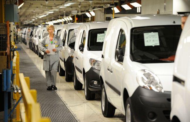 Maubeuge: Reprise du travail à l'usine Renault après des nouvelles «rassurantes»
