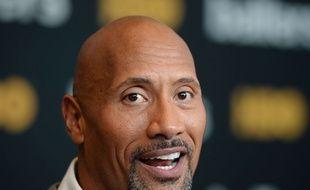 Dwayne «The Rock» Johnson , le 14 juillet 2016.