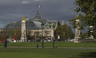 """Le Grand Palais accueillera la manifestation """"Solutions COP21"""" du 4 au 10 décembre en marge de la COP21 à Paris"""