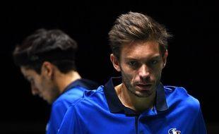 Nicolas Mahut est éliminé de l'Open d'Australie dès le premier tour.