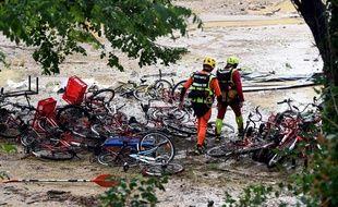 Les orages qui se sont abattus sur la France le 9 août 2018 ont nécessité l'évacuation de 750 personnes dans le Gard, dont au moins 184 campeurs dans le nord du département.