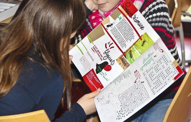 bordeaux elles lancent le premier magazine gratuit pour enfants. Black Bedroom Furniture Sets. Home Design Ideas