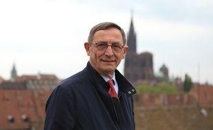 Robert Herrmann, le président de l'Eurométropole laisse planer le doute sur une éventuelle candidature aux municipales.