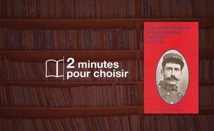 «Les carnets de guerre de Louis Barthas, tonnelier 1914-1918» par Louis Barthas chez La Découverte (555 pages).