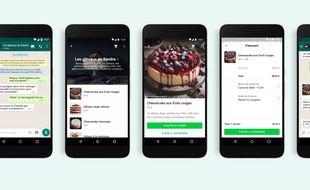 WhatsApp: les achats in-app arrivent en 2021