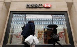 Les fichiers HSBC, une liste comprenant les noms de 3.000 évadés fiscaux, ont été modifiés par la police française avant d'être restitués à la Suisse