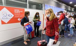 L'isolement obligatoire pour les voyageurs en provenance du Royaume-Uni début ce lundi. (illustration)