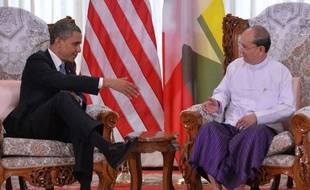 L'ouverture politique de la Birmanie et les ambitions désormais débridées qu'y revendiquent notamment les Etats-Unis, vont obliger la Chine à repenser sa stratégie, après avoir exercé sur son voisin une domination écrasante pendant des décennies.