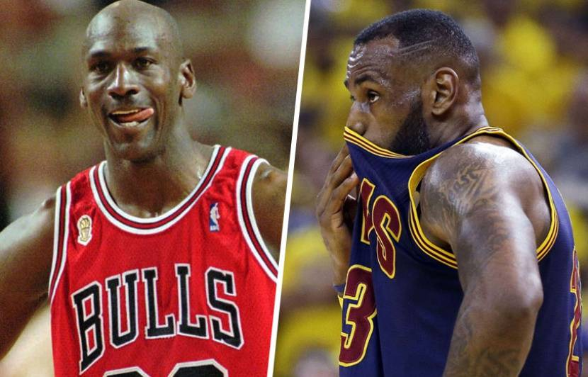 NBA: LeBron James a t il égalé Michael Jordan?