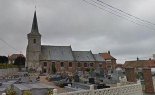 L'église Saint-Omer de Rincq, à Aire-sur-la-Lys
