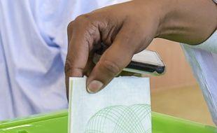 Un vote en Mauritanie
