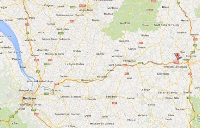 Brignac-la-Plaine,  en  Corrèze.