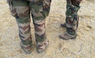 Carcassonne: Un militaire mis en examen après la mort accidentelle d'un autre soldat (Illustration)