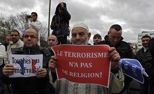 A l'époque des attentats de Charlie Hebdo, la mosquée de Lille avait organisé un temps de recueillement.